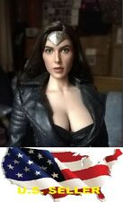 1/6 Gal Gadot female head wonder woman phicen hot toys kumik ❶USA IN STOCK❶