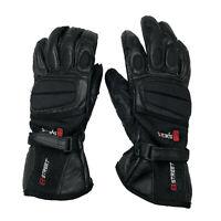 Street Motorradhandschuhe Gr. M Textil Motorcycle Gloves Sport Touring Schwarz