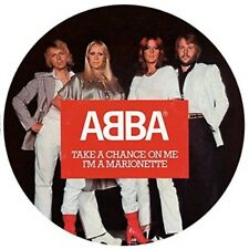 "ABBA - Take A Chance On Me (Picture Disc) [New 7"" Vinyl] Ltd Ed, Picture Disc, U"