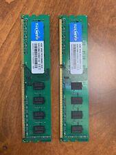 Tecmiyo 8GB DDR3 RAM (4GB x 2)