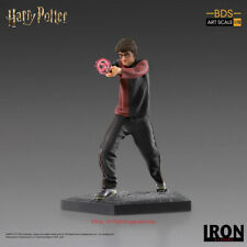 Iron Studios 1/10 Scale Harry Potter Statue Model Instock