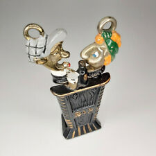 Vintage Andy Capp & Flo Figural Corkscrew & Bottle Opener Complete Set VERY RARE