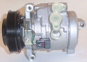 For Chevrolet Captiva Sport 2012-2013 A/C Compressor w/ Clutch Denso New