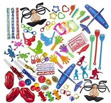 Party Favor Toy Assortment Pack of 100 Pc, Includes a Wide Range of Mid-size and