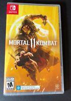 Mortal Kombat 11 (Nintendo Switch) NEW