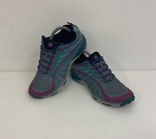 Merrell Siren Edge Q2 Hiking Shoes Blue / Purple Sz 8 UK Ladies