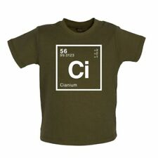Camisetas verde de 0 a 3 meses para niños de 0 a 24 meses
