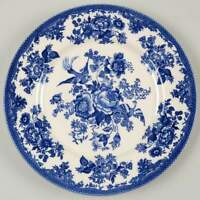 Royal Stafford ASIATIC PHEASANT DARK BLUE Dinner Plate 8073319