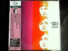 Latte E Miele - Papillon Japan SHM-CD Mini LP OBI Brand New UICY-94504 Limited