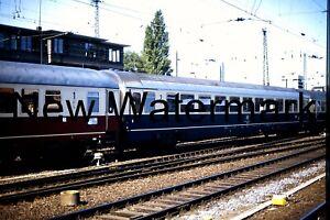 Personenwagen  Bpmz 296 / 61 80 29 94 016-9 DB, Original Dia