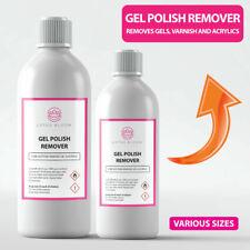 Gel Polish Remover Soak Off 100% Pure Acetone Acrylic Nail Polish REMOVER