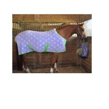 Prickly Cactus Expression Horse Fleece Cooler For Horses 78 Inches