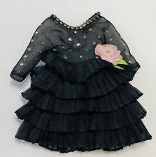 """New ListingVintage Madame Alexander Cissette Black Dress """"Babette"""""""
