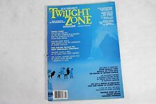 Vintage Back Issue Rod Sterling's THE TWILIGHT ZONE Horror Magazine Jan 1982!