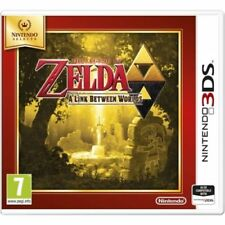 Legend of Zelda: A Link Between Worlds (Selects) (Nintendo 3DS)