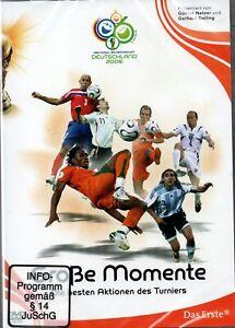 WM 2006: Große Momente - Die besten Aktionen - neu & ovp