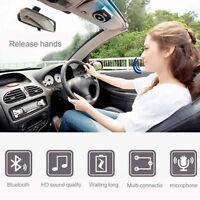 Vivavoce per Auto Bluetooth 4.1 per Chiamate Vivavoce, GPS e Musica UNIVERSALE