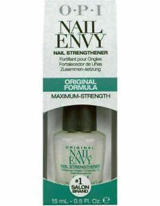 T80 OPI Nail Envy Nail Strengthener Original Formula 15ml BOXED Bottle