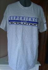 Freightliner Lg UAW Penske Experience the Evolution T-Shirt Gildan Heavy Cotton