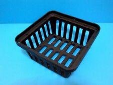 X4 Orchid Baskets Vanda Pot Basket Large 8 Inch Square Aero Hydro Hanging Ultra