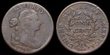 United States, America. Large One Cent, 1798. Draped Bust. Hair Style 2.