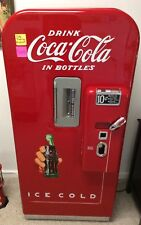 Coca Cola Machine Vendo 39 Antique Vintage 10 cent Professionally Restored