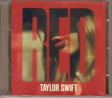 TAYLOR SWIFT Red Deluxe 2cd 2012 Big Machine Canada BMR310450A