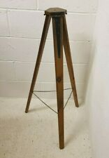 Vintage Police Tripod Lamp Stand Salvage Reclaimed Interior Design