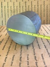 6 12 Dia Round Steel Lathe Stock Machining Blacksmithing Weight 5 12 L 1018