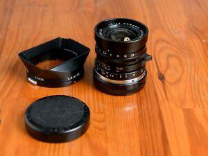Leica Leitz ELMARIT-M F2.8 Lens Version II