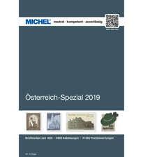 MICHEL-Briefmarkenkatalog Österreich Spezial 2019 - SCHADENSEXEMPLAR