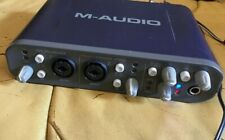 Carte son externe M-audio Fast Track Pro