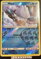 Carte Pokemon BLIZZI 41/236 REVERSE Soleil et Lune 11 SL11 FR NEUF