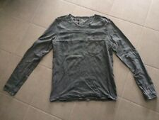 Tee-shirt PEPE JEANS gris taille XL à manches longues