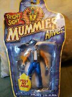 Mummies Alive Fright Sight Ja-Kal Vintage 1997 Action Figure Kenner - Sealed