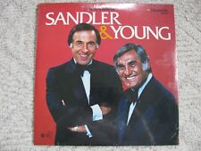 SANDLER & YOUNG THE VERY BEST OF SANDLER & YOUNG 2 RECORD LP SET NEW SEALED