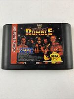 WWF Royal Rumble (Sega Genesis, 1993) Cartridge Only Untested