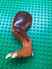 LEGO Dino  TRex Tyrannosaurus Rex Led Only Dark Red Back Left