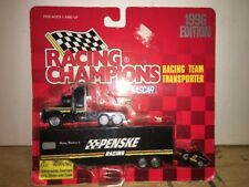 Racing Champions Racing Team Transporter w/car RUSTY WALLACE Penske Racing # 2