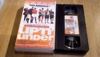 Up 'N' Under Widescreen UK PAL VHS VIDEO 1999 Griff Rhys Jones Neil Morrissey