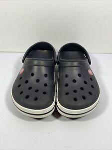 Crocs Crocband Men's 4 Women's 6 Black