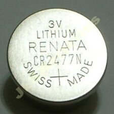RENATA  2477 Coin Battery CR2477N  BR2477 KCR2477 CR CR2477