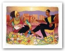AFRICAN AMERICAN ART Sweet Nothings II Albert Fennell