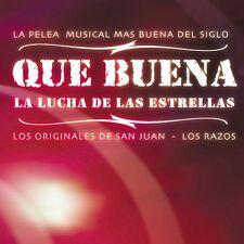 Los Razos : Que Buena: La Lucha De Las Estrellas CD