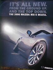 2006 Mazda MX-5 Miata Sales Brochure 06