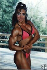 Female Bodybuilder Bruneau & Bass WPW-213 DVD or VHS