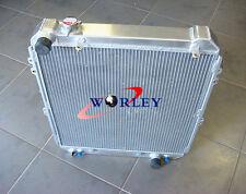 56mm Toyota Hilux surf KZN130 1KZ-TE race aluminum radiator