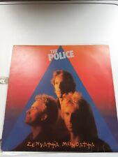 "New listing The Police 12"" Vinyl Album - Zenyatta Mondatta"