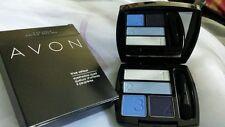 Avon Blue Quad Eye Shadows