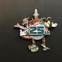 WDW - Epcot 25th Anniversary White Glove with Icons - LE 1500 Disney Pin 59892